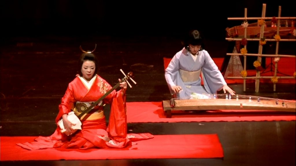 Senju Matsunami– Renowned Performer of Japanese Music in PDX